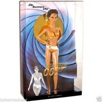 Barbie Colección James Bond 007 - Halle Berry & Otras