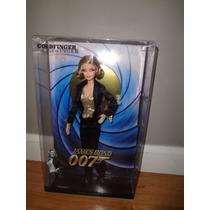 Barbie James Bond 007 Goldfinger Pussy Galore Doll