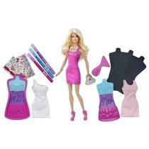 Barbie Fashion Design Diseño De Modas - Mattel