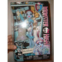 Monster High-abbey Bominable-100% Original-nueva Cerrada