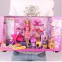 Muñeca Barbie Glam Mascotas Original Mattel Caja Grande