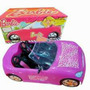 Auto Barbie Fashion Original Miniplay+muñeca Barbie Mattel!