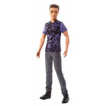 Barbie Ken Ryan Fashionista Original Mattel 2015
