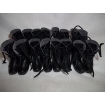 Zapatos Botas Borcegos Para Ken Muñeco Novio De Barbie