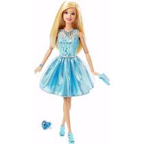 Barbie Fashionista Articulada Nuevo Mattel Cartera Anillo