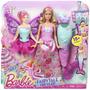 Barbie Princesa Sirena Bailarina Con Cambios De Ropa Mattel