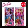 Barbie Hermosas Hadas De Cuentos 2 Modelos Orig Mattel Z.dvt