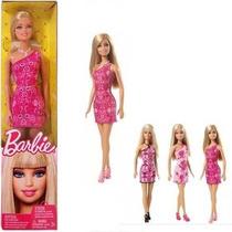 Barbie Muñeca Nuevo Modelo Clasica Original De Mattel