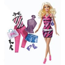 Barbie,muñeca Fashion Mall + Accesorios,ropa,zapatos Cordoba