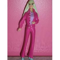 Barbie Coleccion Miniatura Mattel Muñeca Muñequita Figura