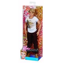 Barbie O Ken Fashionistas Original Mattel