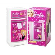 Barbie Princesa Heladera Tu Primera Heladera Glam Original
