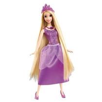 Rapunzel Muñeca Princesa Disney Barbie Original La Horqueta