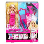 Barbie Diseño De Moda Con Accesorios