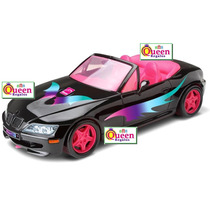 Auto Descapotable Monster High Tipo 45cm Roadster Roma