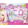Barbie Pet Salon Juguteria Bunny Toys