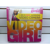 Muñeca Barbie Camara Fimadora Envio Sin Cargo Caba
