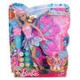 Barbie Hada Alas Y Flores Para Decorar