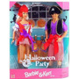 Barbie Halloween Party Barbie & Ken Año 1998 Bunny Toys