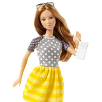 Barbie Fashionista Life In Dreamhouse Dots & Stripes Mattel
