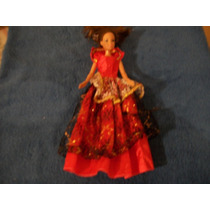 Muñeca De La Coleccion Barbie