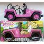 Barbie Auto Jeep Zafari Fashion Zona Sur