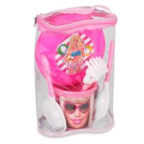 Barbie Mochila Con Frisbee