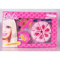Comiditas Barbie Varios Modelo Para Jugar A La Mama Y Cocina