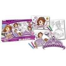 Princesa Sofia. Para Colorear Y Borrar