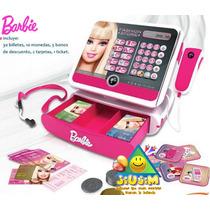 Registradora Barbie Fashion Store Trilingue Video Tv! Jiujim