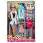 Barbie Es Oculista- De Mattel