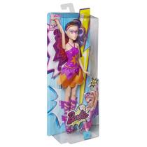 Muñeca Barbie Princess Power -original Mattel- Pelicula 2015