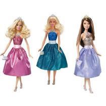 Barbie Princesa Del Castillo Muñeca Original De Mattel
