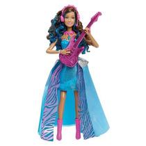 Barbie Campamento Pop Princesa Cantante 2 Canciones Español