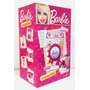 Lavarropas Juguete Barbie C/ Tambor Giratorio Y Accesorios