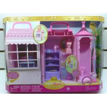 Vestidor Mini Barbie Reino Envio Sin Cargo Caba