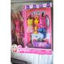 Barbie Vestidos Ropas Intercambiables Original