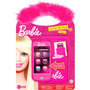 Barbie Celular Con Funda Y Sonido Original Intek