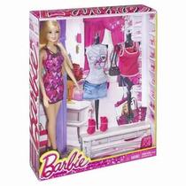 Barbie Con Accesorios Original Mattel,exclusiva, Imperdible!