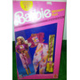 Ropa Barbie Western Fun 1989 Mattel