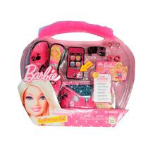 Set De Accesorios Moda Barbie Zapatos Cartera Celular Intek