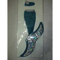 Traje De Sirena Ropa Para Barbie Sirenita Muñeca Nuevo