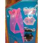 Barbie Ropa Intima Y Accesorios Importada Precio X 3 Blister