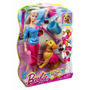 Barbie Entrenadora De Perritos, Original Mattel