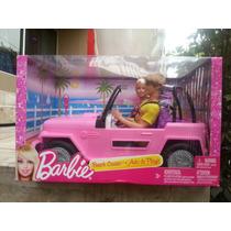 Jeep De Barbie-- Mattel