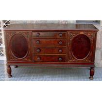 Tallas en raiz de esmeralda muebles antiguos en for Muebles antiguos argentina