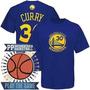 Remeras Estampadas Nba Golden State Stephen Curry - Thompson