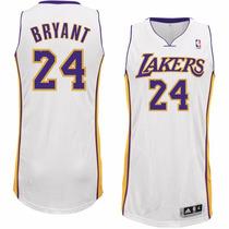 Remera Nba Los Angeles Lakers Kobe Bryant 24 100% Original