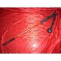 Baston De Trekking Telescopico Rojo Antishock 64 Cm A 130 Cm