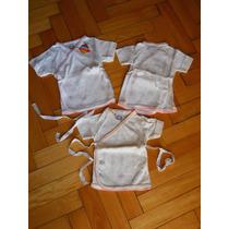Batita De Algodón Para Bebé Circus Lote X 3 Unidades